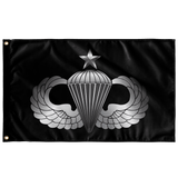 "Airborne Wings (Senior) Flag Elite Flags Wall Flag - 36""x60"""