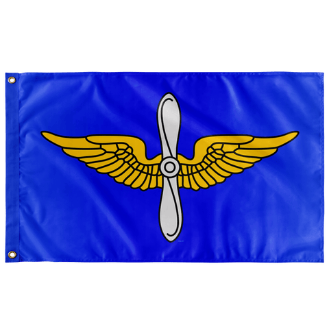 "Army Aviation Branch Plain Flag Elite Flags Wall Flag - 36""x60"""