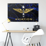 "Army Aviation Flag Elite Flags Wall Flag - 36""x60"""