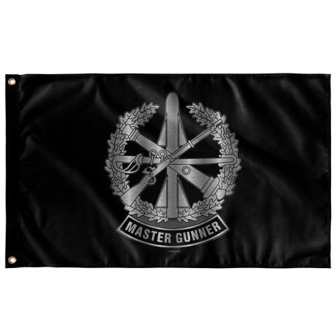 "Army Master Gunner Flag Elite Flags Wall Flag - 36""x60"""
