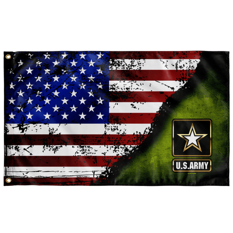 "Army Stars & Stripes Flag (AZ 12) Elite Flags Wall Flag - 36""x60"""