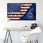 "Bastogne No Slack Flag Elite Flags Wall Flag - 36""x60"""
