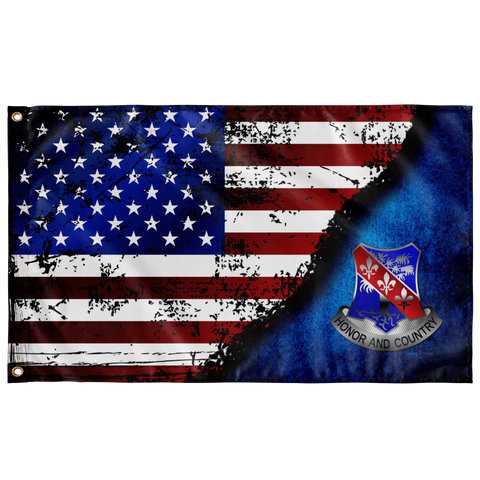 "Bastogne Stars & Stripes Flag Elite Flags Wall Flag - 36""x60"""
