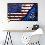 "Curahee Stars & Stripes Flag Elite Flags Wall Flag - 36""x60"""