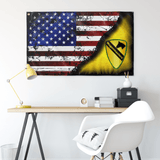 "Custom 1st Cav Stars & Stripes Flag Elite Flags Wall Flag - 36""x60"""
