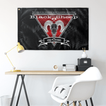 "Custom Blacksheep Flag Elite Flags Wall Flag - 36""x60"""