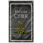 "Custom House Cyber Flag Elite Flags Wall Flag - 36""x60"""