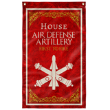 "House Air Defense Artillery Flag Elite Flags Wall Flag - 36""x60"""