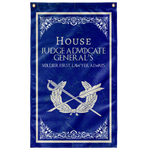 "House JAG Flag Elite Flags Wall Flag - 36""x60"""