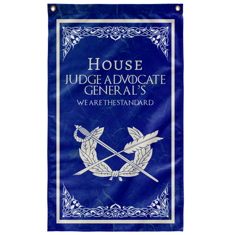 "House JAG Paralegal Flag Elite Flags Wall Flag - 36""x60"""