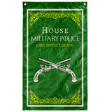 "House Military Police Flag Elite Flags Wall Flag - 36""x60"""