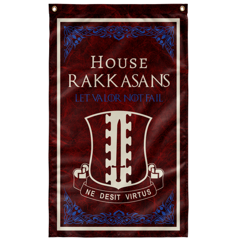 "House Rakkasans DUI Flag Elite Flags Wall Flag - 36""x60"""