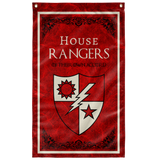 "House Rangers Flag Elite Flags Wall Flag - 36""x60"""