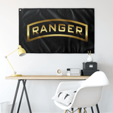 "Modern Ranger Tab Flag Elite Flags Wall Flag - 36""x60"""
