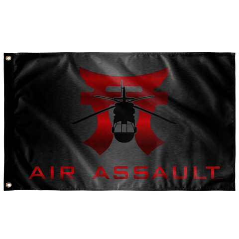 "Rakkasans Air Assault Flag Elite Flags Wall Flag - 36""x60"""