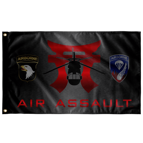 "Rakkasans Air Assault Units Flag Elite Flags Wall Flag - 36""x60"""