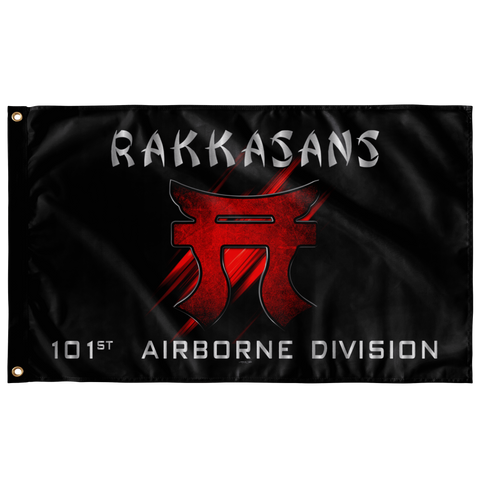 "Rakkasans Tori Flag Elite Flags Wall Flag - 36""x60"""