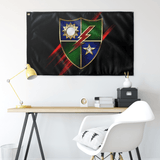 "Ranger Regiment Crest Flag (AZ 05) Elite Flags Wall Flag - 36""x60"""