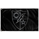 "Ranger Regiment Crest Flag Elite Flags Wall Flag - 36""x60"""