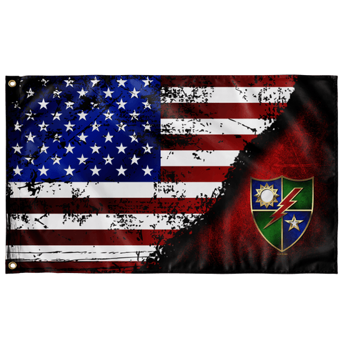 "Ranger Regiment Stars & Stripes Flag (AZ 06) Elite Flags Wall Flag - 36""x60"""