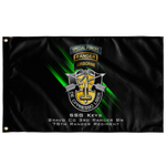 "Special Forces 1st Numeral Flag Elite Flags Wall Flag - 36""x60"""
