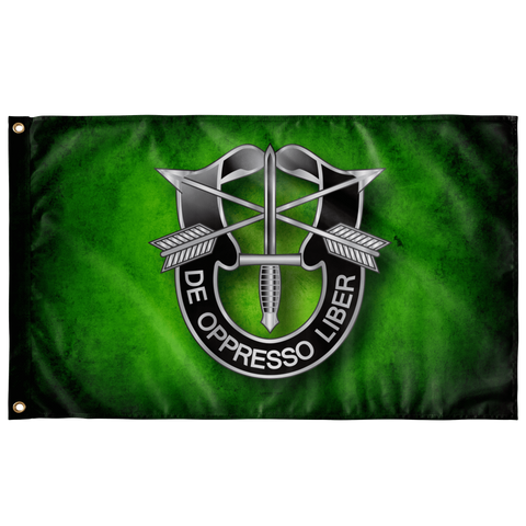 "Special Forces DUI Bold Flag Elite Flags Wall Flag - 36""x60"""