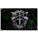 "Special Forces DUI Flag Elite Flags Wall Flag - 36""x60"""
