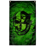 "Special Forces Skull Flag Elite Flags Wall Flag - 36""x60"""