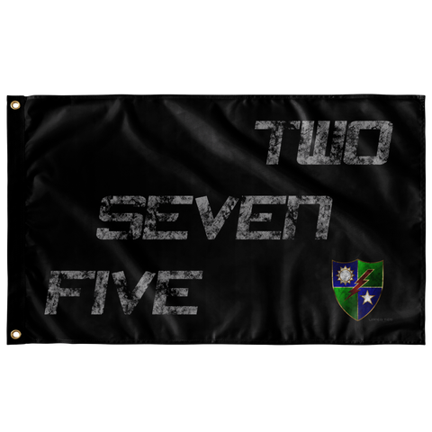 "Two Seven Five Flag Elite Flags Wall Flag - 36""x60"""