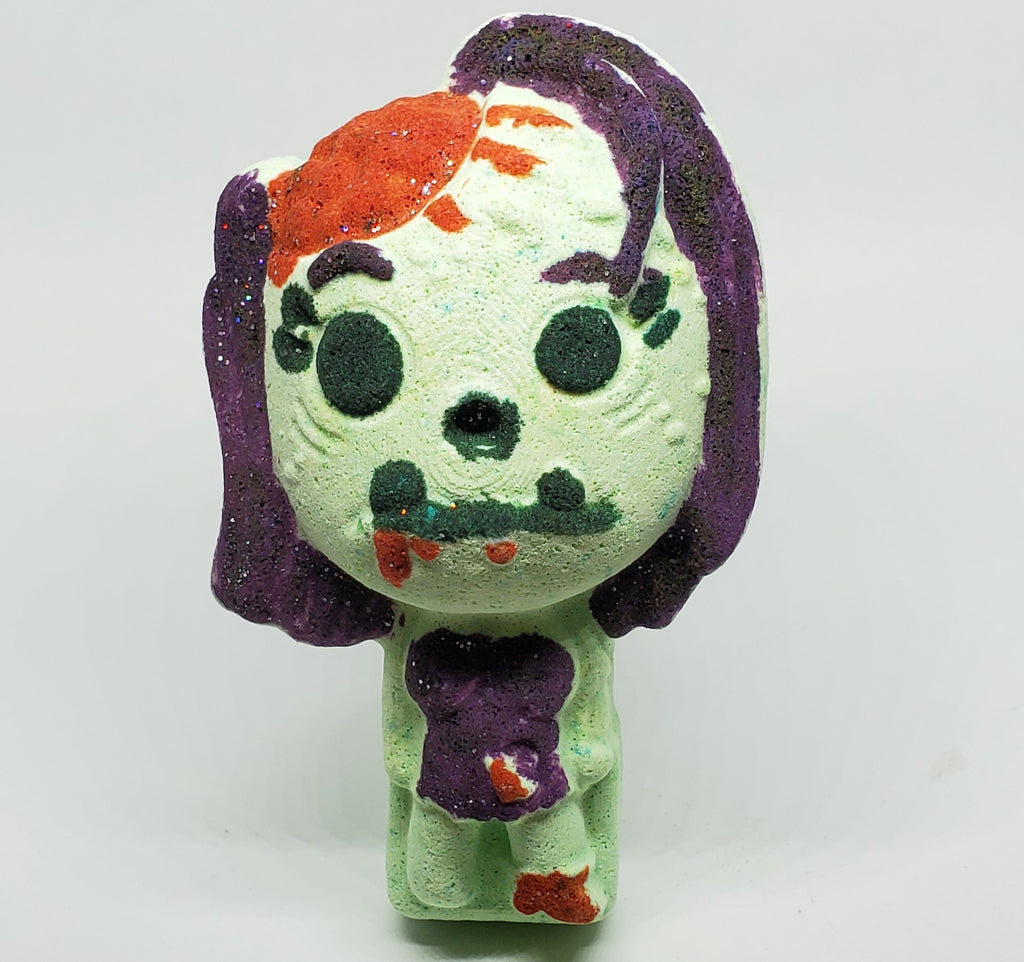 Chai Tea Latte Zombie Girl