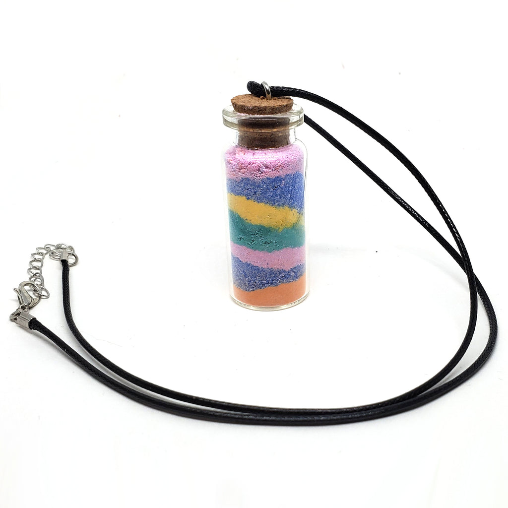 Bath Bomb Necklace