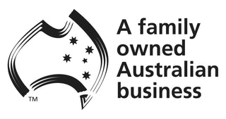 A Family Owned Australian Business Logo