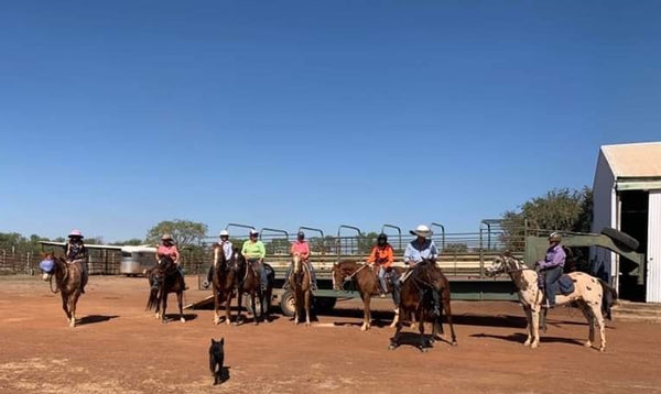 Anthea Thomson and Friends on the Gibb River Road