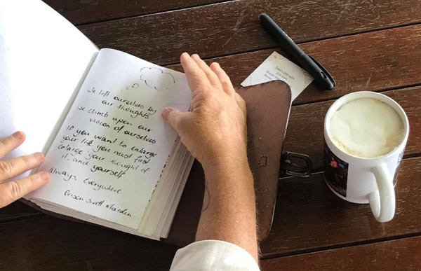 A beginner's guide to Journaling
