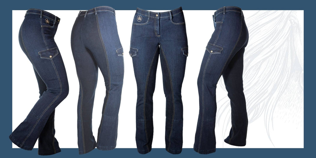 You're in the draw to win Horizon Riding Jeans
