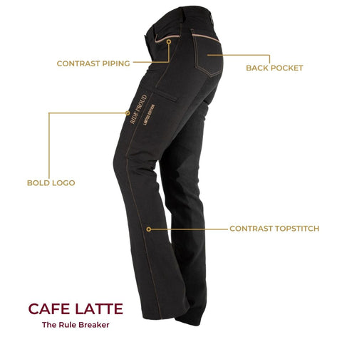 Cafe Latte Limited Edition Riding Pants