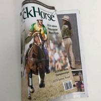 Australian Stock Horse Society Journal featuring Ride Proud ASHS Authorised Riding Pants