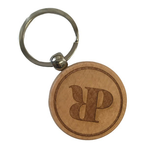 Ride Proud Key Ring