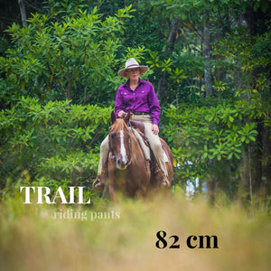 Trail Riding Pants, length 82cm
