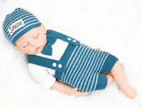 gugagii Coming Home Outfit Custom Personalized Baby Hipster Coming Home Outfit