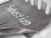 Baby Blanket Personalized With Name - gugagii