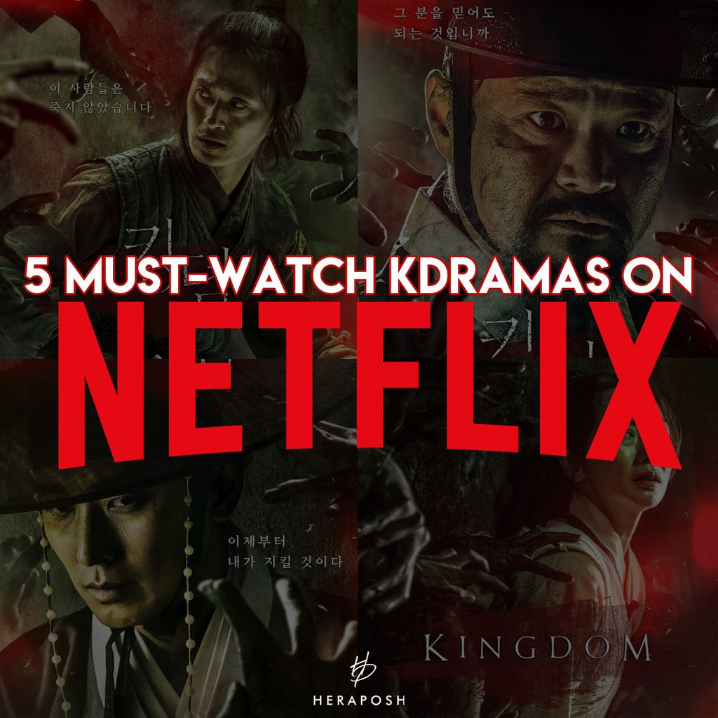 5 Must-Watch K-Dramas on Netflix