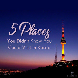 5 Places You Didn't Know You Could Visit in Korea