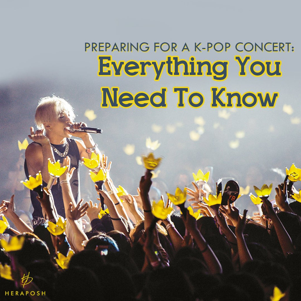 Preparing for a K-pop Concert: Everything You Need To Know