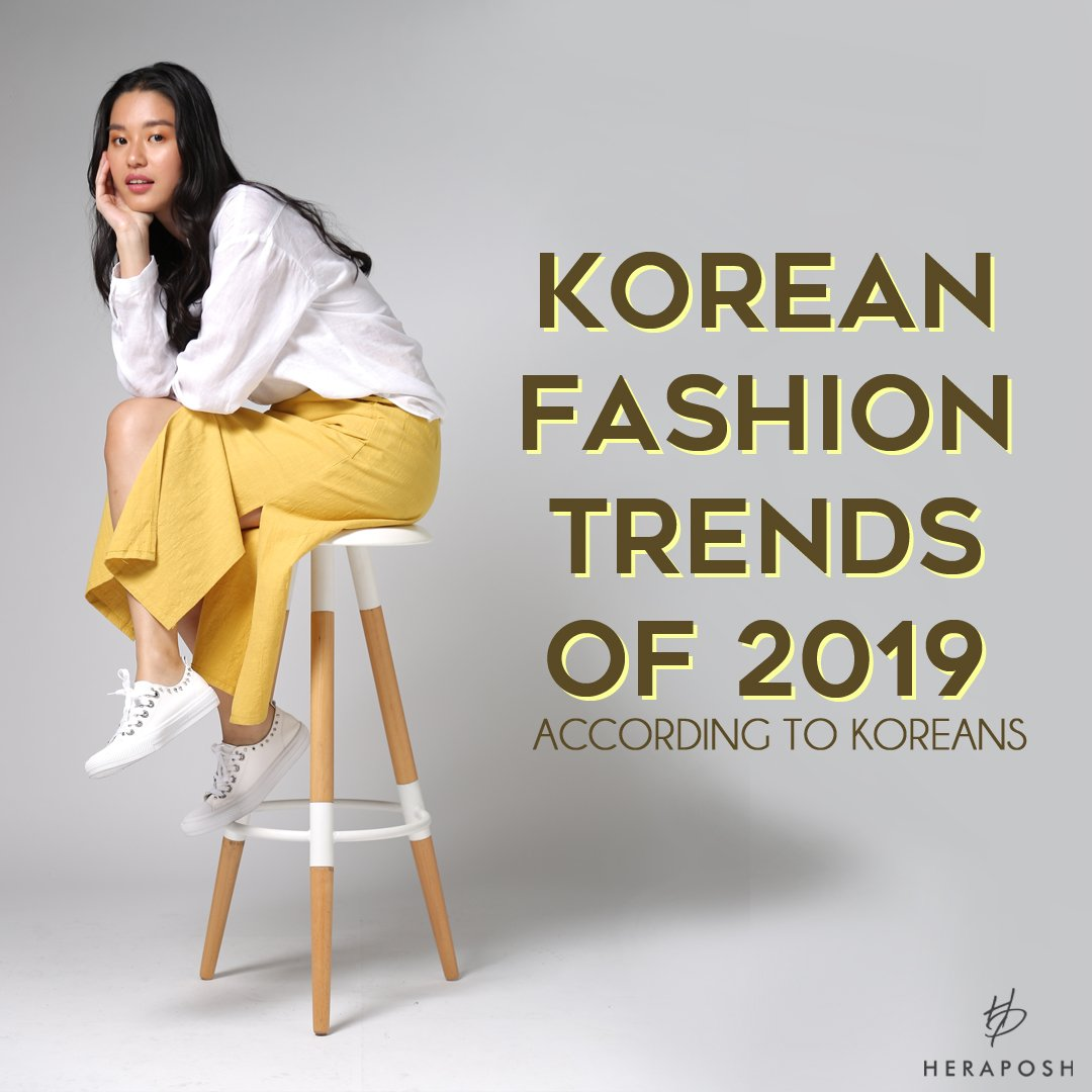 Korean Fashion Trends of 5, According to Koreans