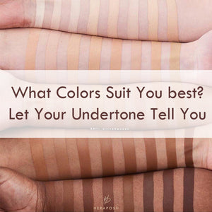 What Colors Suit You Best? Let Your Undertone Tell You