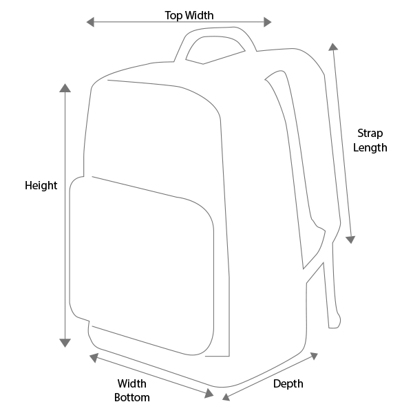 Basic Backpack Guidelines