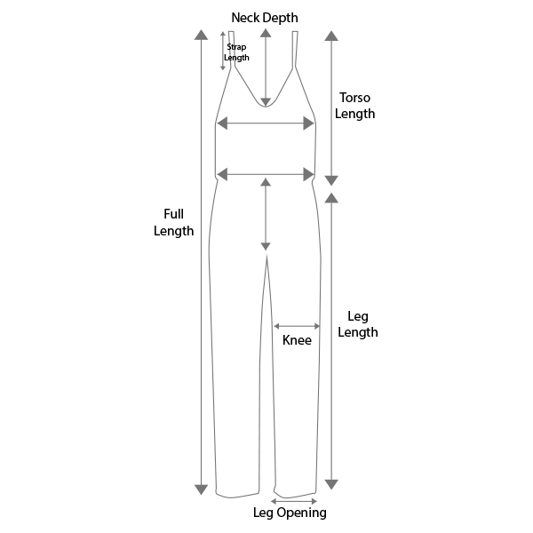 Basic Jumpsuits & Jumpers Guidelines