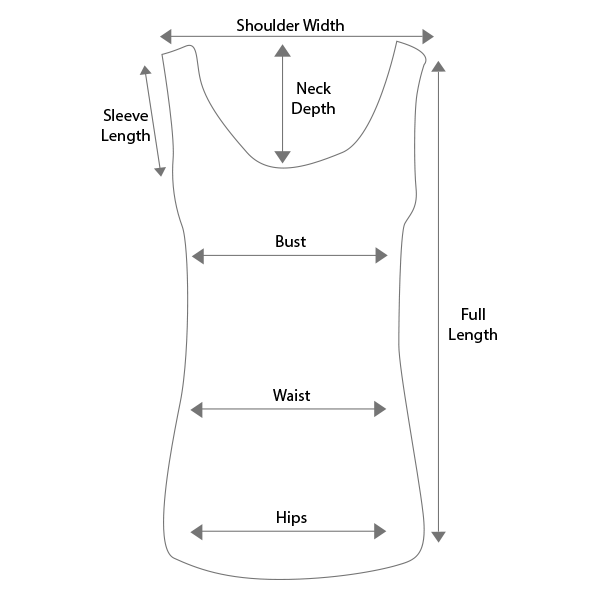 Basic Sleeveless Guidelines