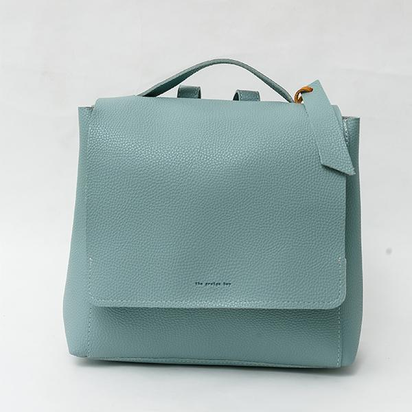 Heraposh  Backpack Mint Green Alexis Retro Backpack HP-BA000023